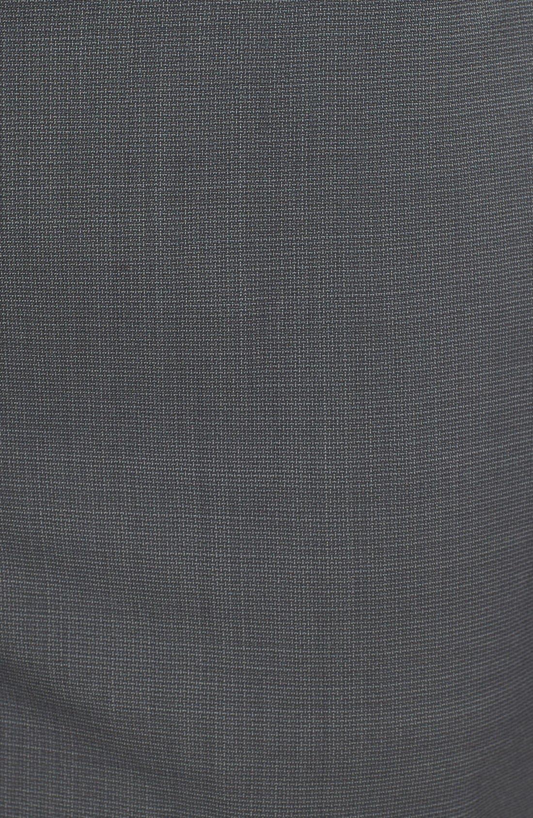 Alternate Image 3  - BOSS HUGO BOSS 'Taliani' Stretch Wool Blend Pants