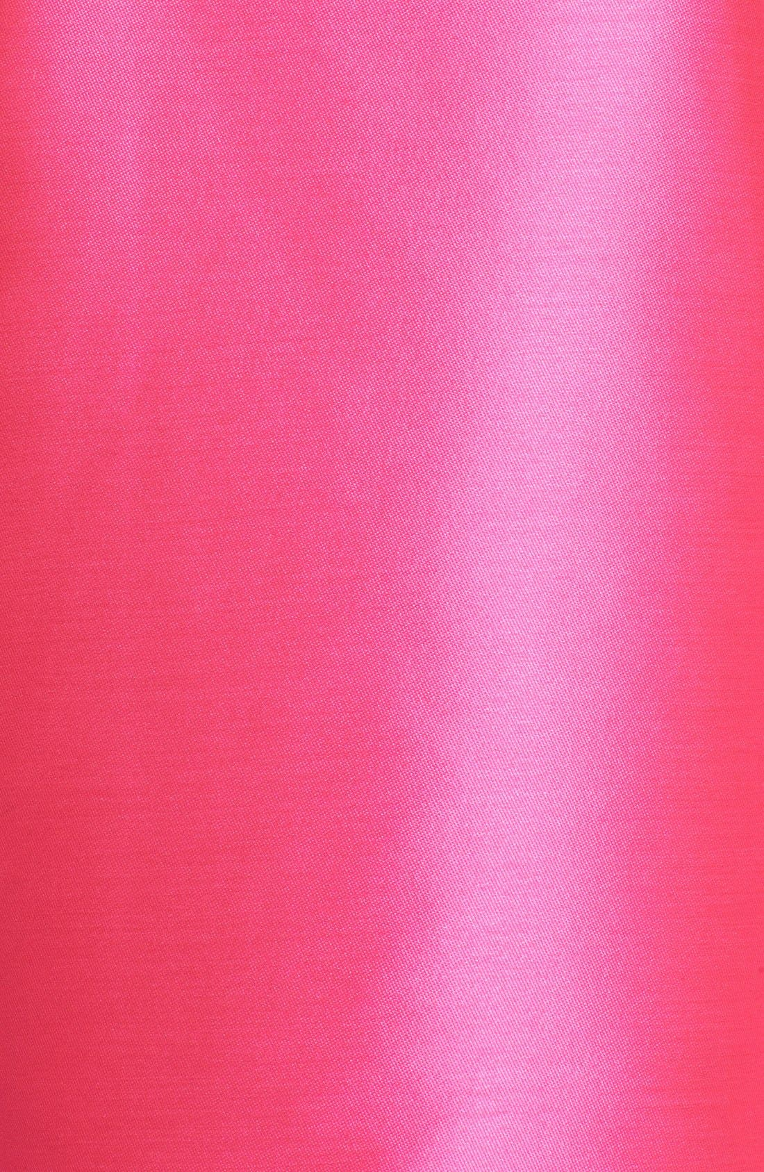 Alternate Image 3  - kate spade new york 'roset' woven fit & flare dress