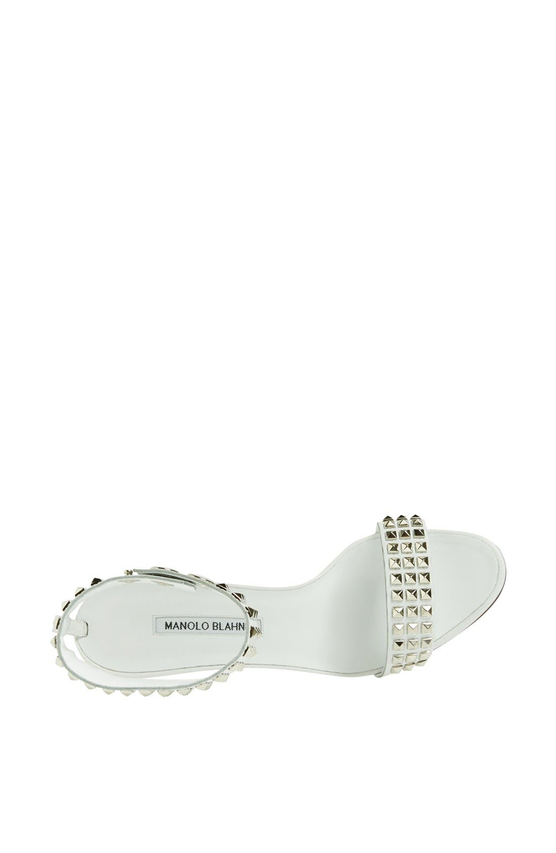 Alternate Image 3  - Manolo Blahnik 'Rocca' Sandal