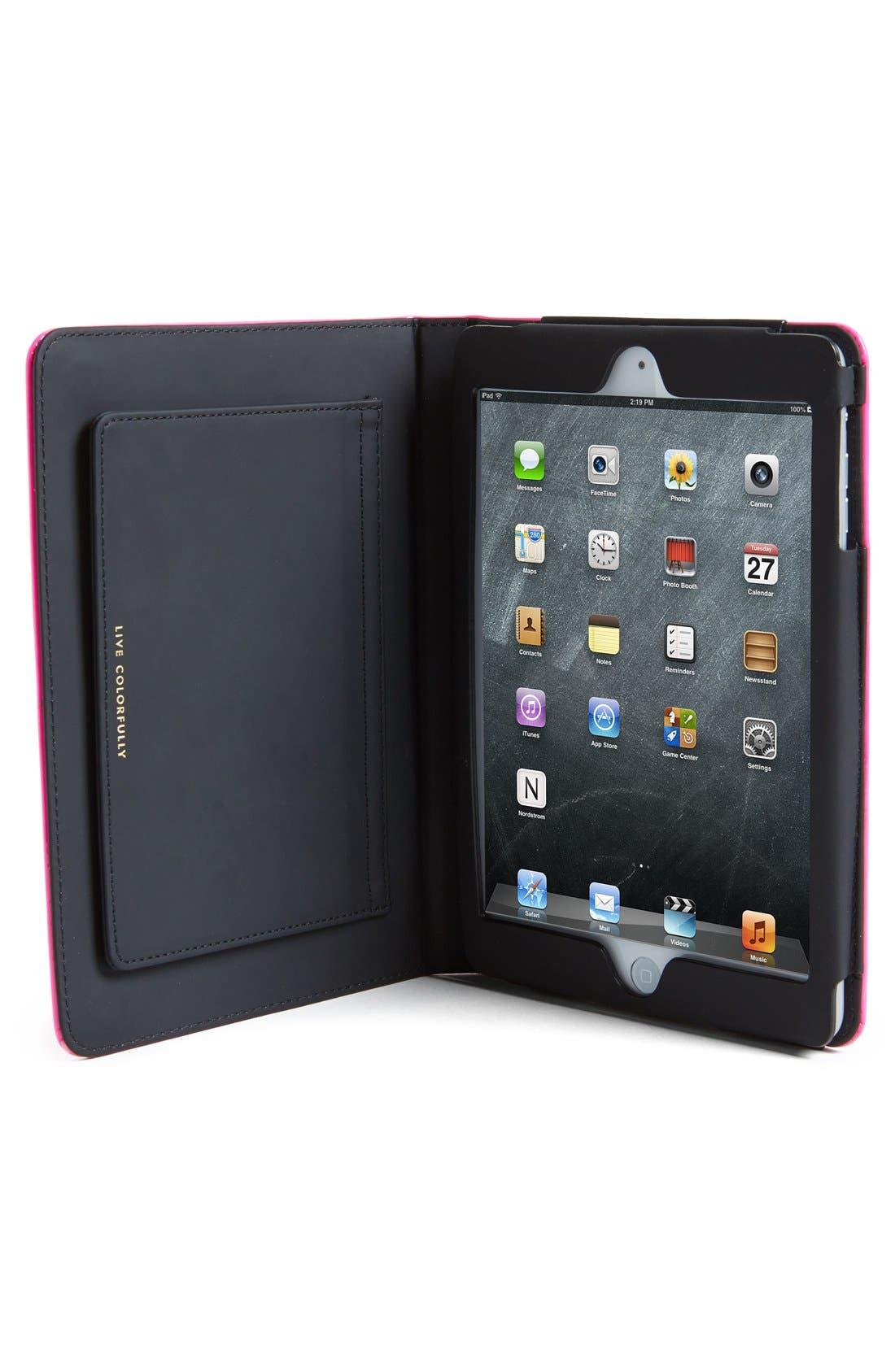 Alternate Image 3  - kate spade new york 'toast in a pinch' iPad mini folio