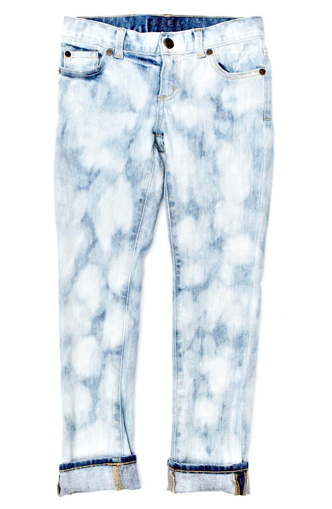 Main Image - Peek 'Audrey' Jeans (Toddler Girls, Little Girls & Big Girls)