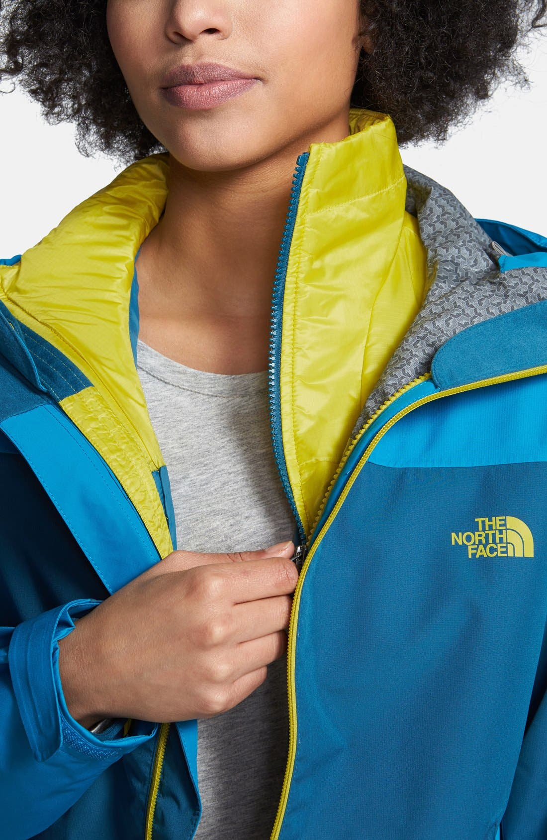 Alternate Image 4  - The North Face 'Blaze TriClimate®' Waterproof 3-in-1 Jacket
