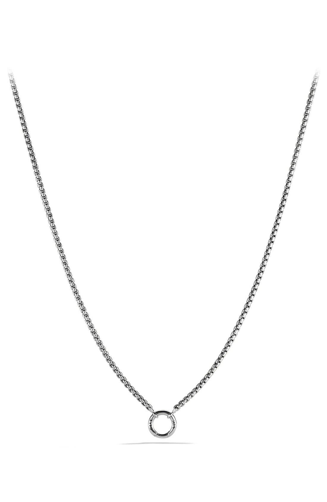 Alternate Image 3  - David Yurman 'Chain' Charm Chain Necklace