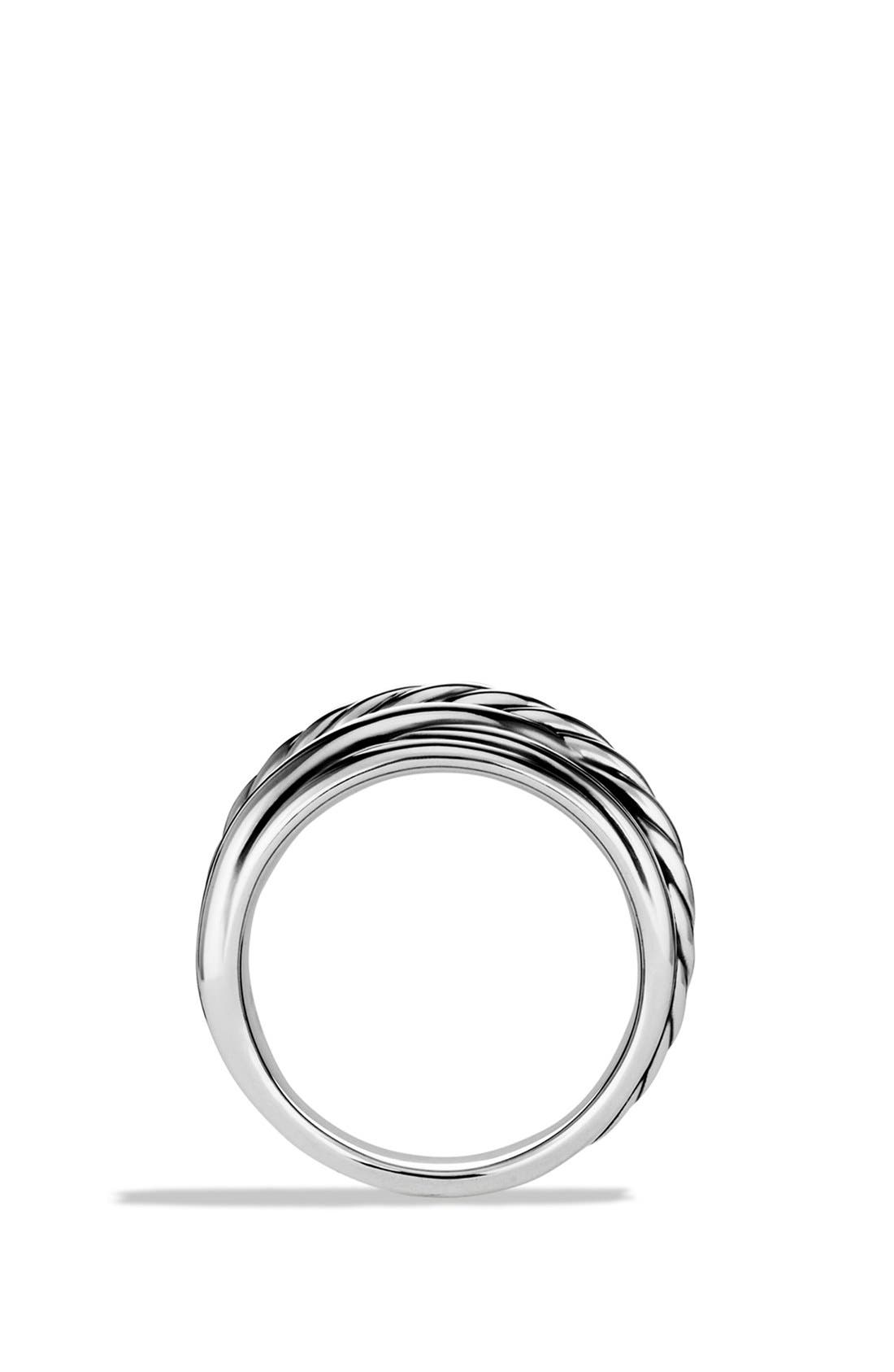 Alternate Image 2  - David Yurman 'Crossover' Wide Ring
