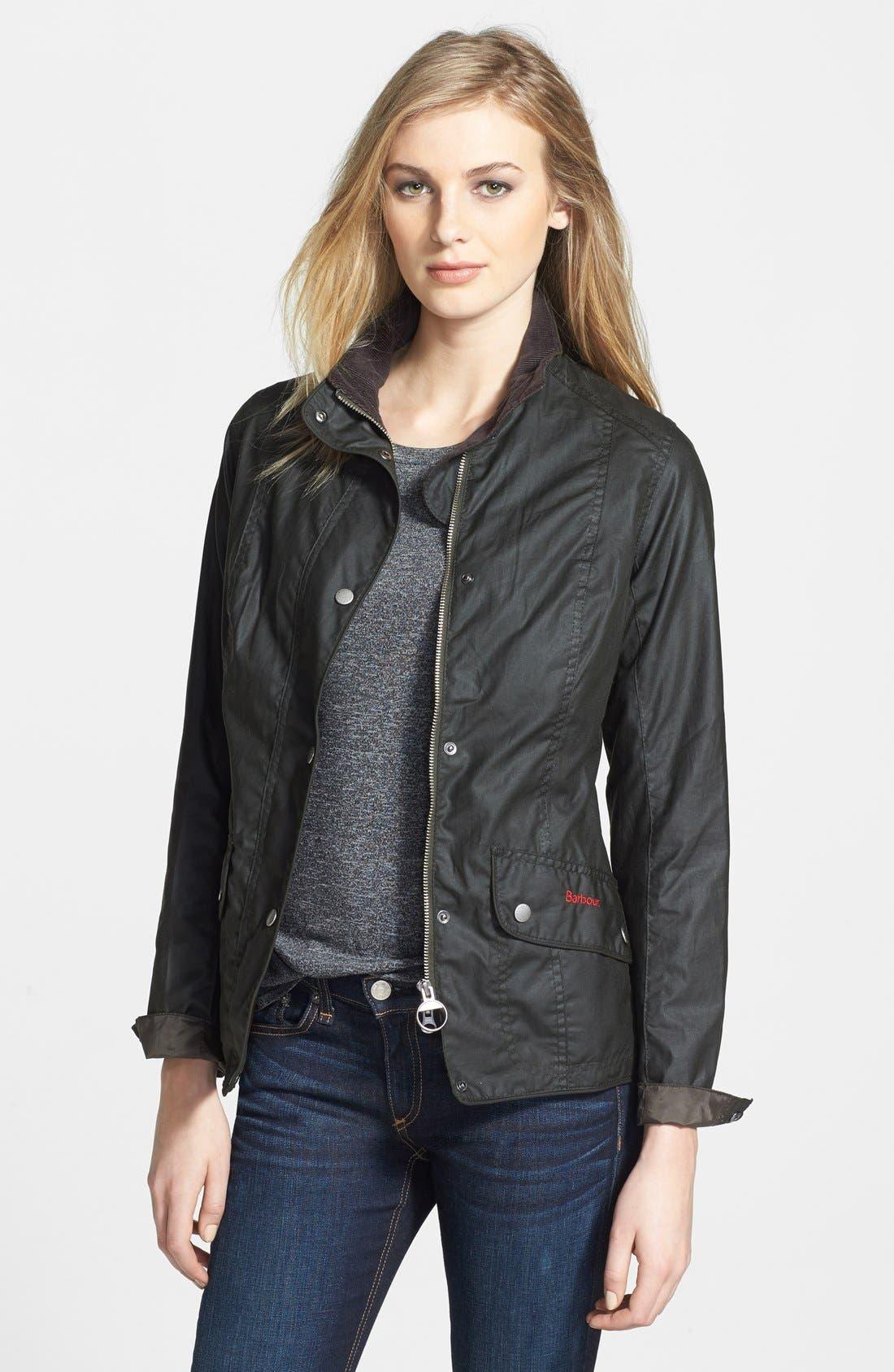 Alternate Image 1 Selected - Barbour 'Ferndown' Jacket