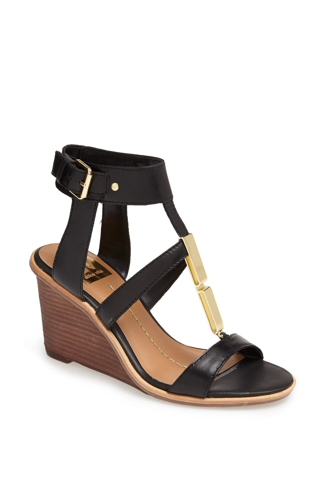 Alternate Image 1 Selected - DV by Dolce Vita 'Cecily' Wedge Sandal