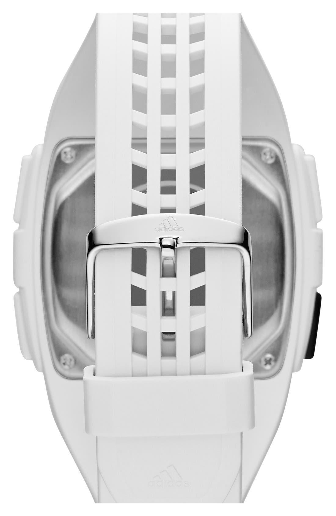 Alternate Image 2  - adidas Originals 'Duramo XL' Digital Watch, 50mm