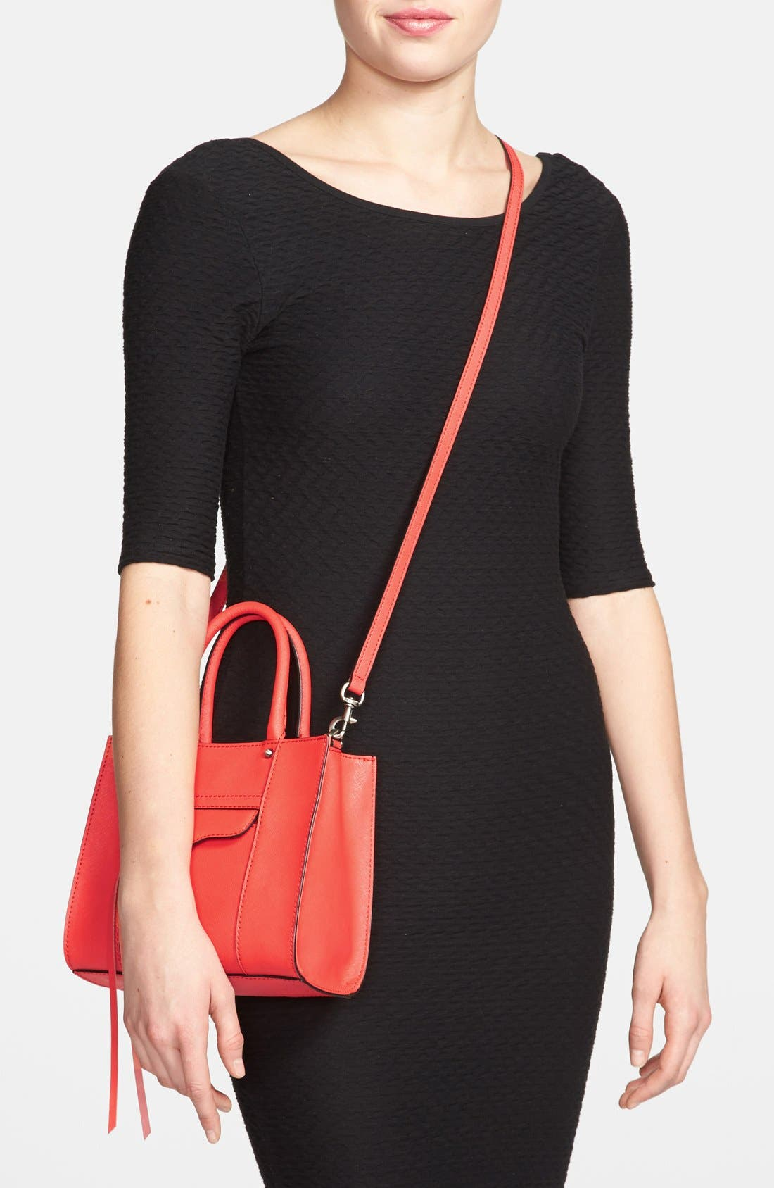 Alternate Image 2  - Rebecca Minkoff 'MAB Mini' Leather Tote