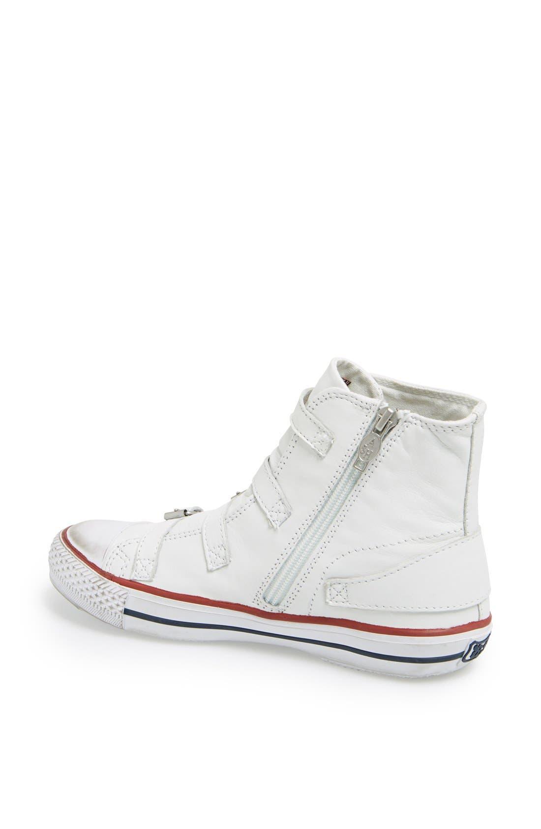 'Virgin' Sneaker,                             Alternate thumbnail 2, color,                             White