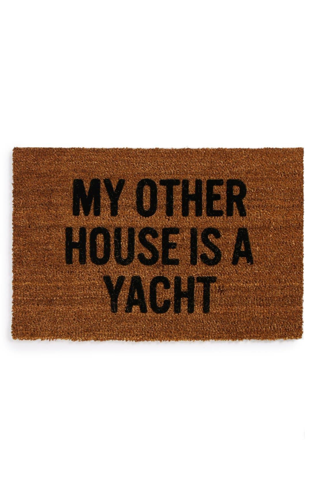 Alternate Image 1 Selected - Reed Wilson Design 'Yacht' Doormat