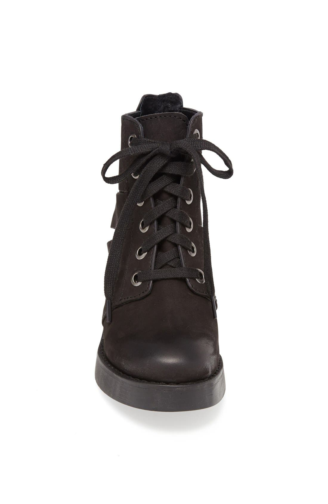 Alternate Image 3  - Topshop 'Anderson' Leather Boot