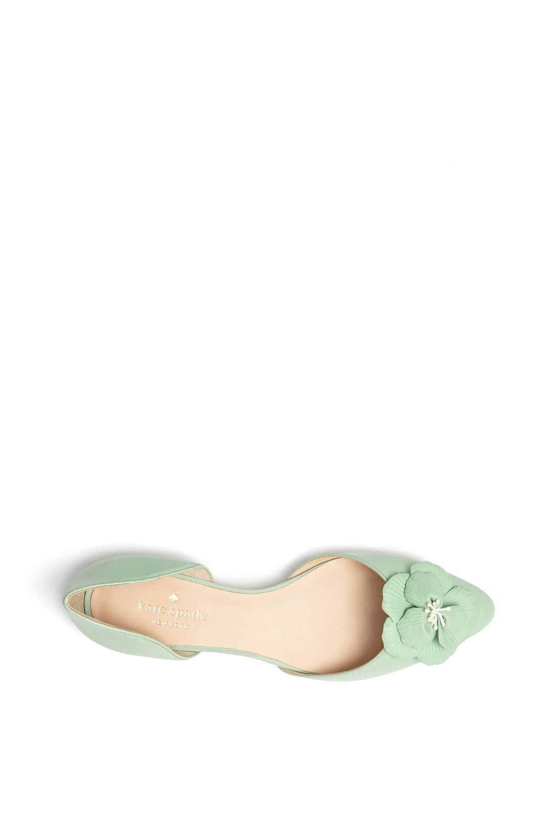 Alternate Image 3  - kate spade new york 'elysee' d'Orsay flat