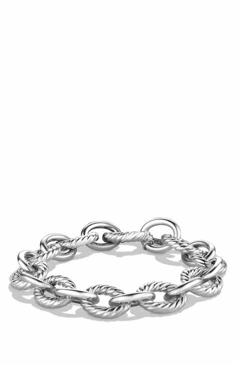 David Yurman  Oval  Large Link Bracelet e4b64a8ada