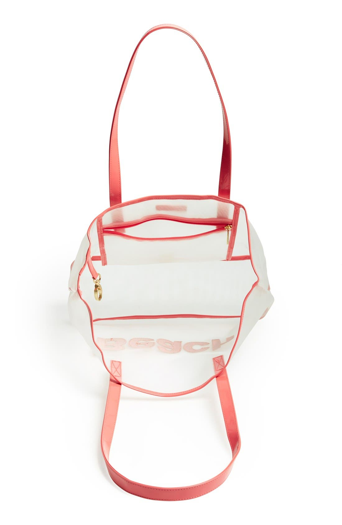 Alternate Image 3  - Lolo 'Amy - Beach' Mesh Tote