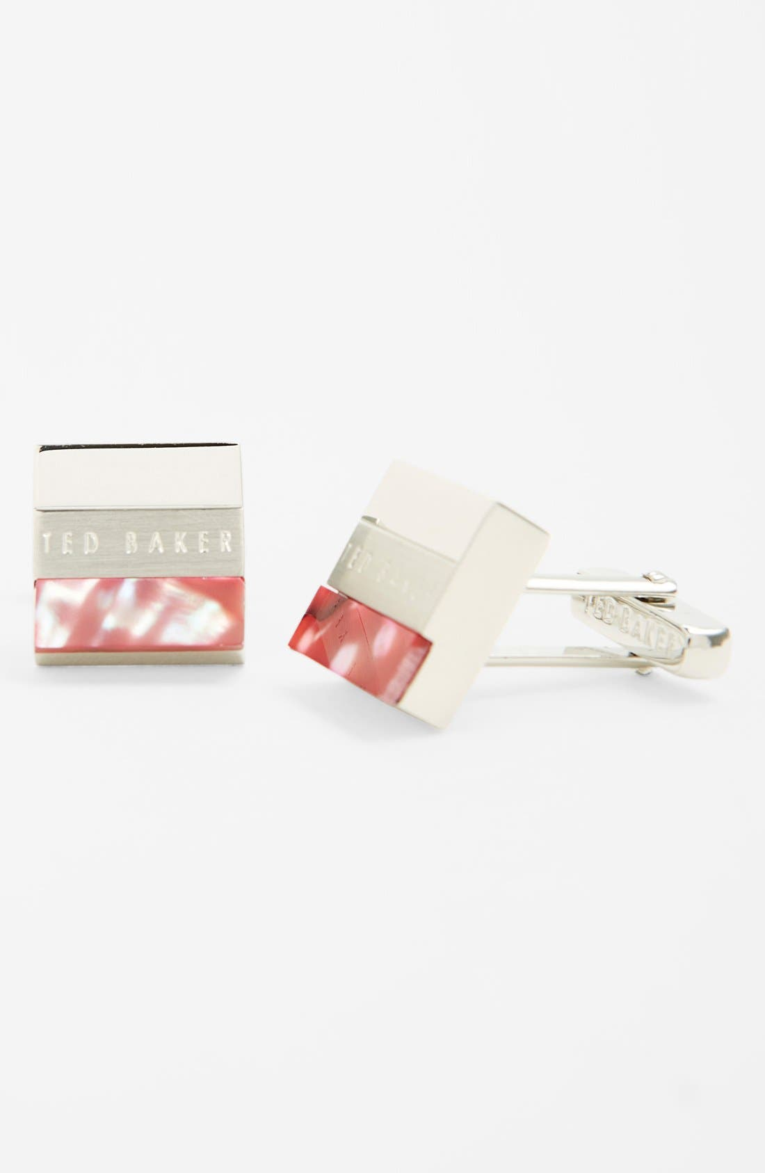 Alternate Image 1 Selected - Ted Baker London Metal Cuff Links