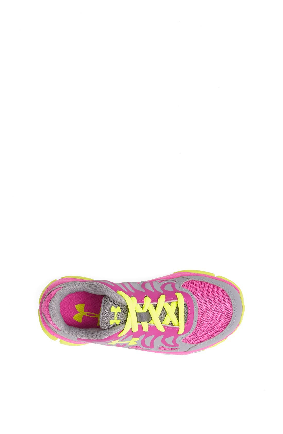 Alternate Image 3  - Under Armour 'Engage' Running Shoe (Toddler & Little Kid)