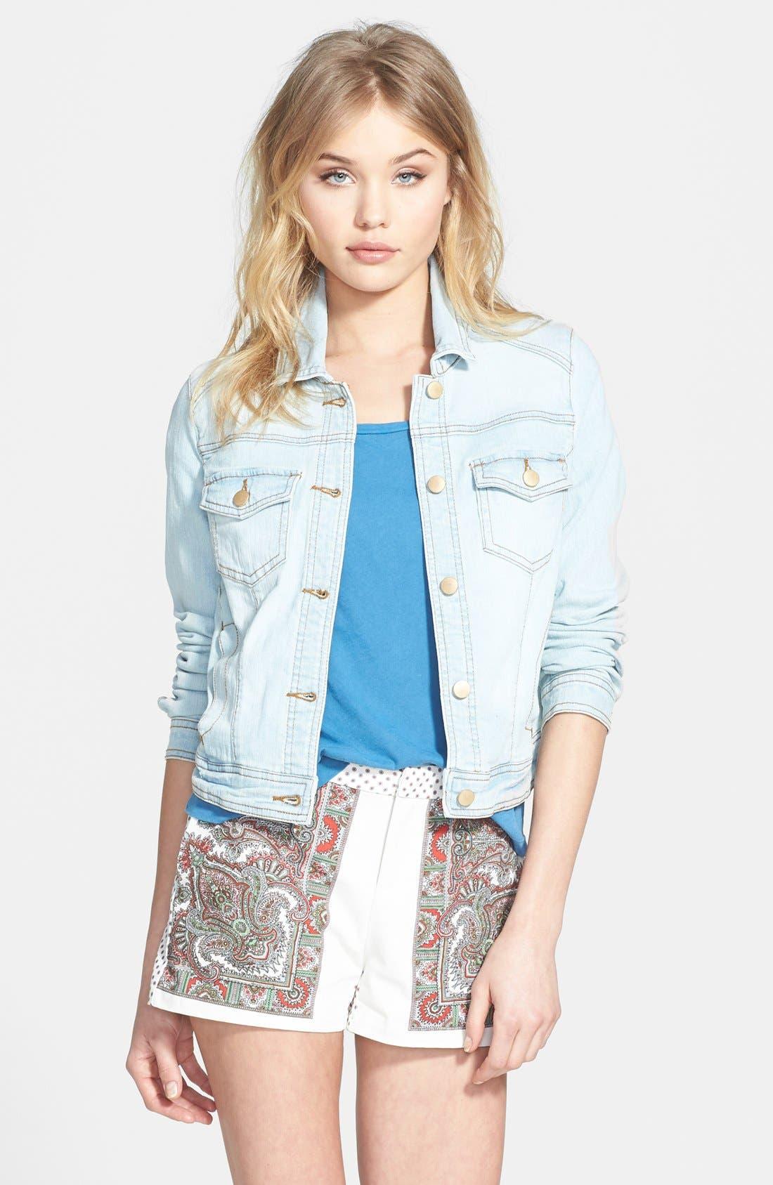 Main Image - Hinge® Denim Jacket