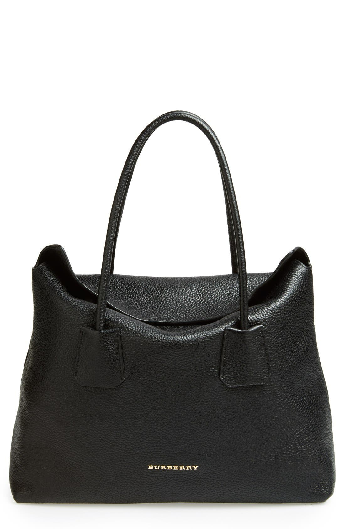 Alternate Image 1 Selected - Burberry 'Baynard' Leather Tote
