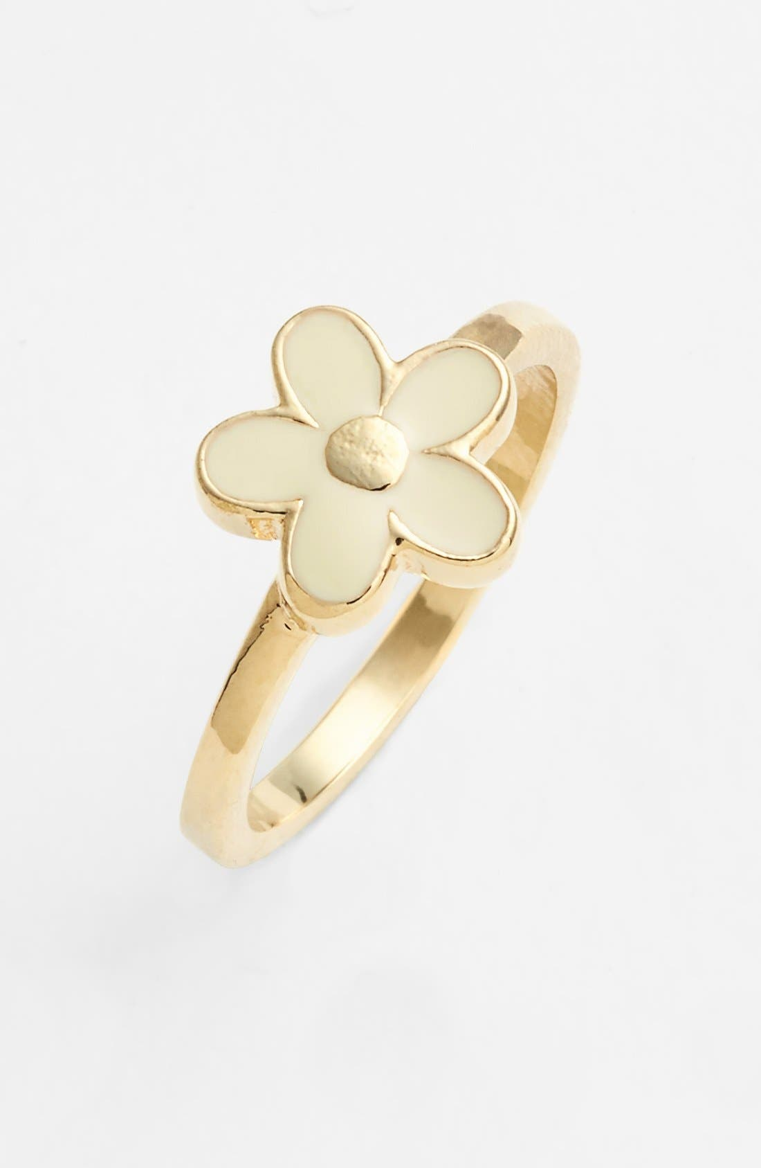Alternate Image 1 Selected - MARC BY MARC JACOBS 'Grab & Go' Flower Ring