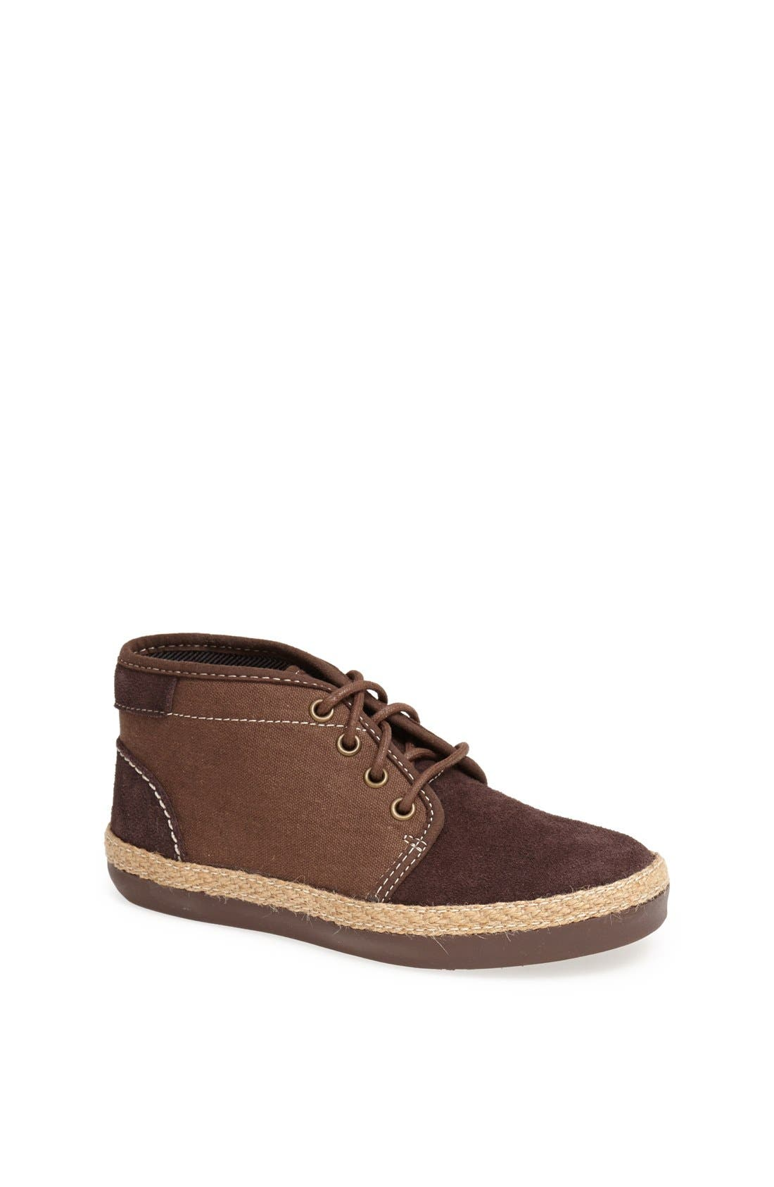 Alternate Image 1 Selected - UGG® Australia 'Casper' Chukka Boot (Toddler, Little Kid & Big Kid)