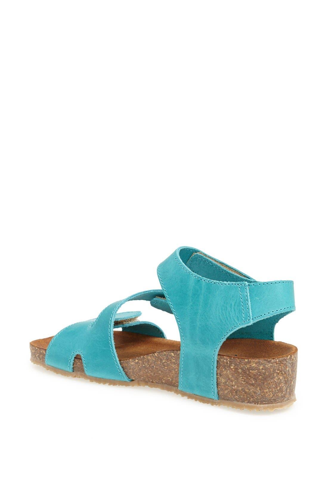 Alternate Image 2  - BioNatura 'Milinna' Leather Sandal