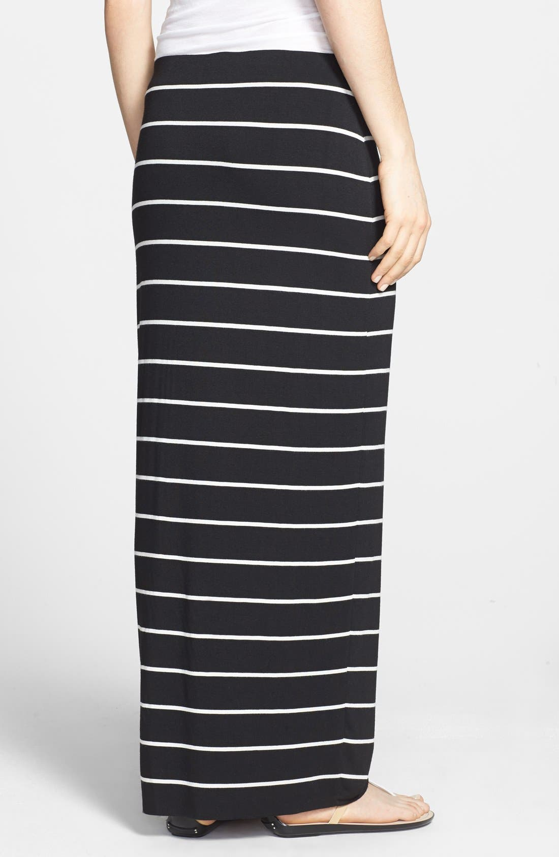 Alternate Image 2  - Bailey 44 'Masakela' Stripe Maxi Skirt