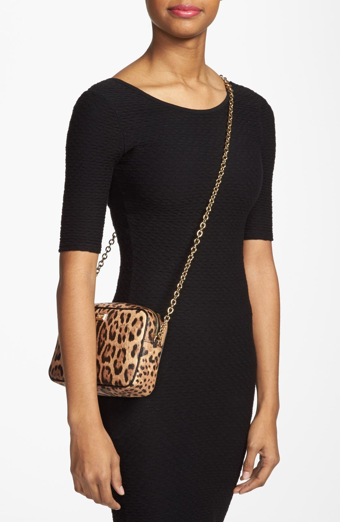 Alternate Image 2  - Dolce&Gabbana 'Miss Cleo - Box' Crossbody Bag