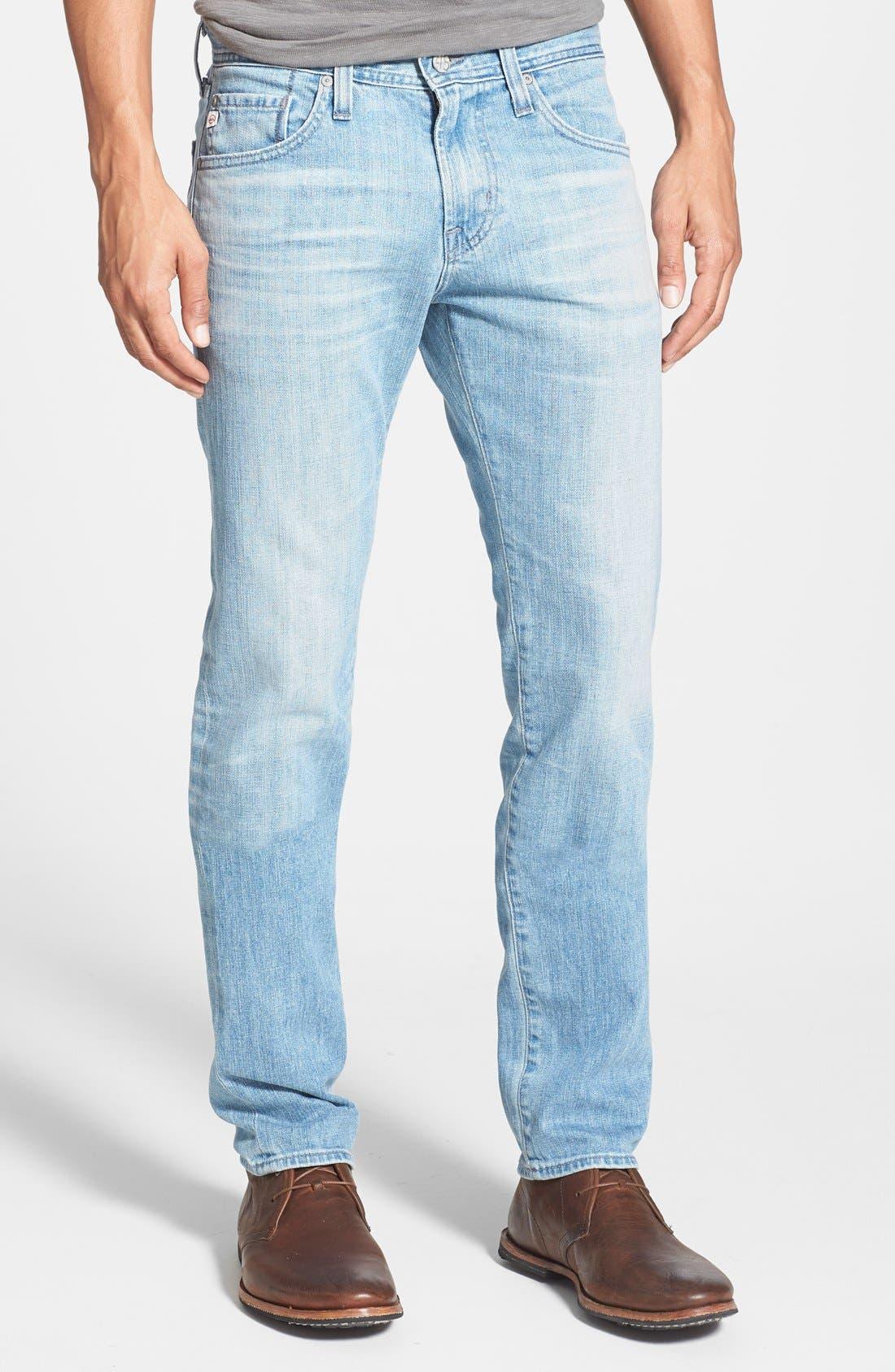 Alternate Image 1 Selected - AG 'Dylan' Slim Skinny Leg Jeans (23 Year Ariel)