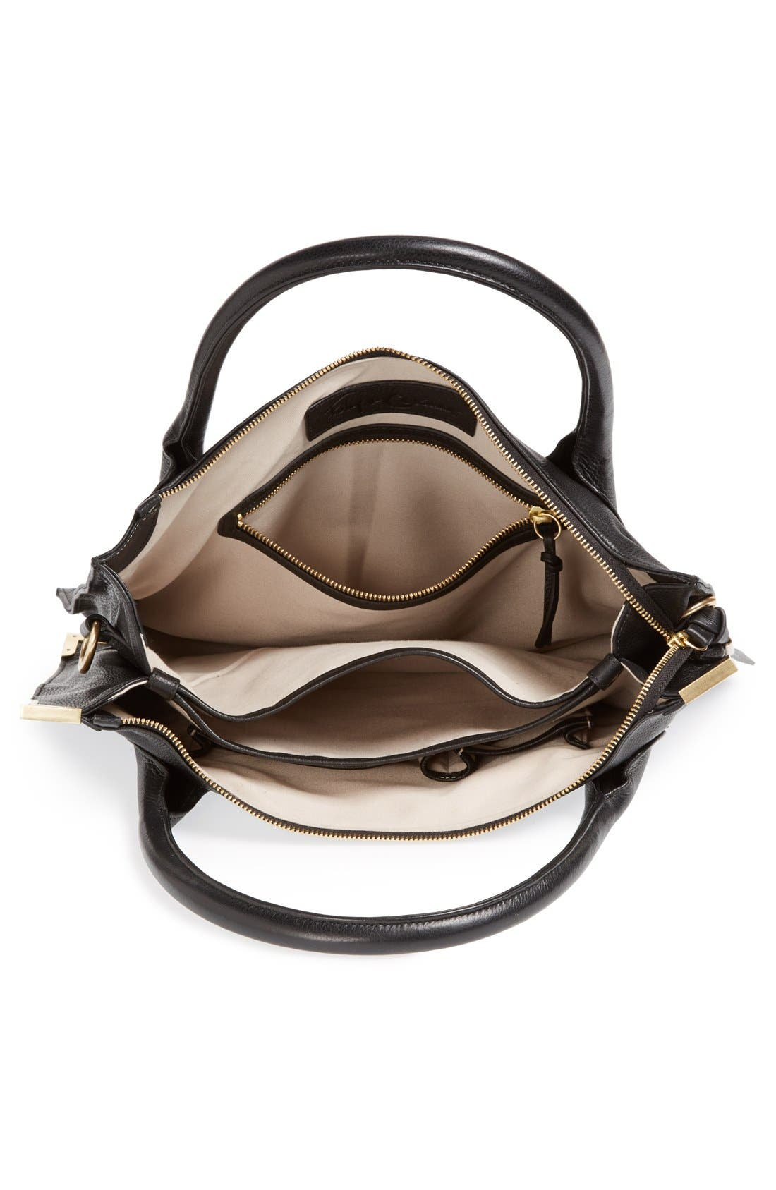 Alternate Image 3  - Foley & Corinna 'Framed' Leather Satchel