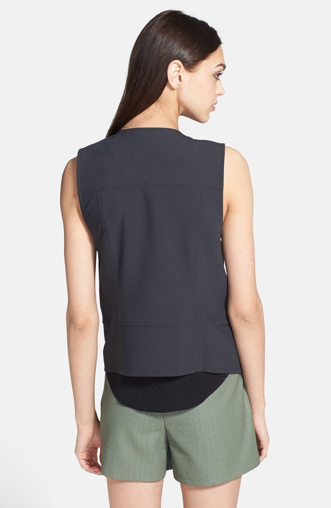 Alternate Image 2  - Trouvé Moto Vest
