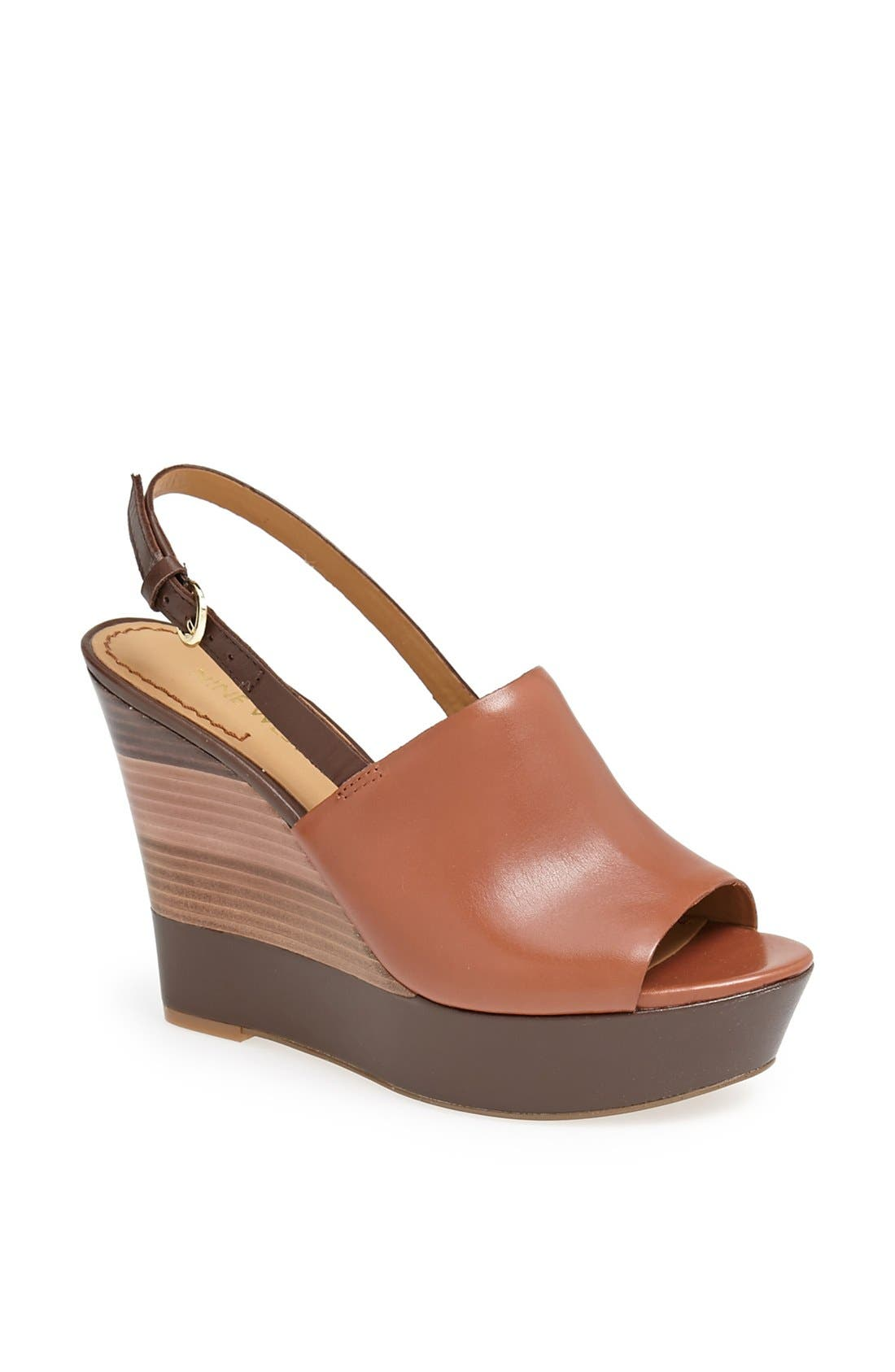 Alternate Image 1 Selected - Nine West 'Jayce' Sandal