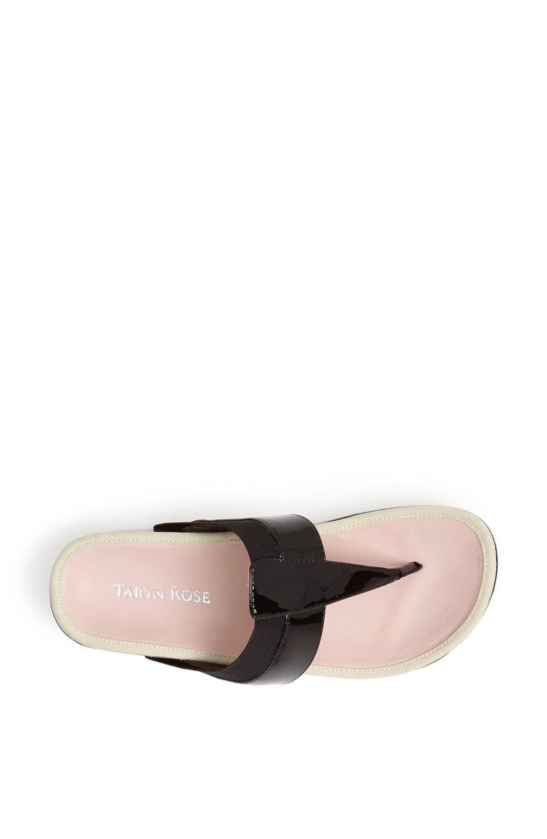 Alternate Image 3  - Taryn Rose 'August' Thong Sandal