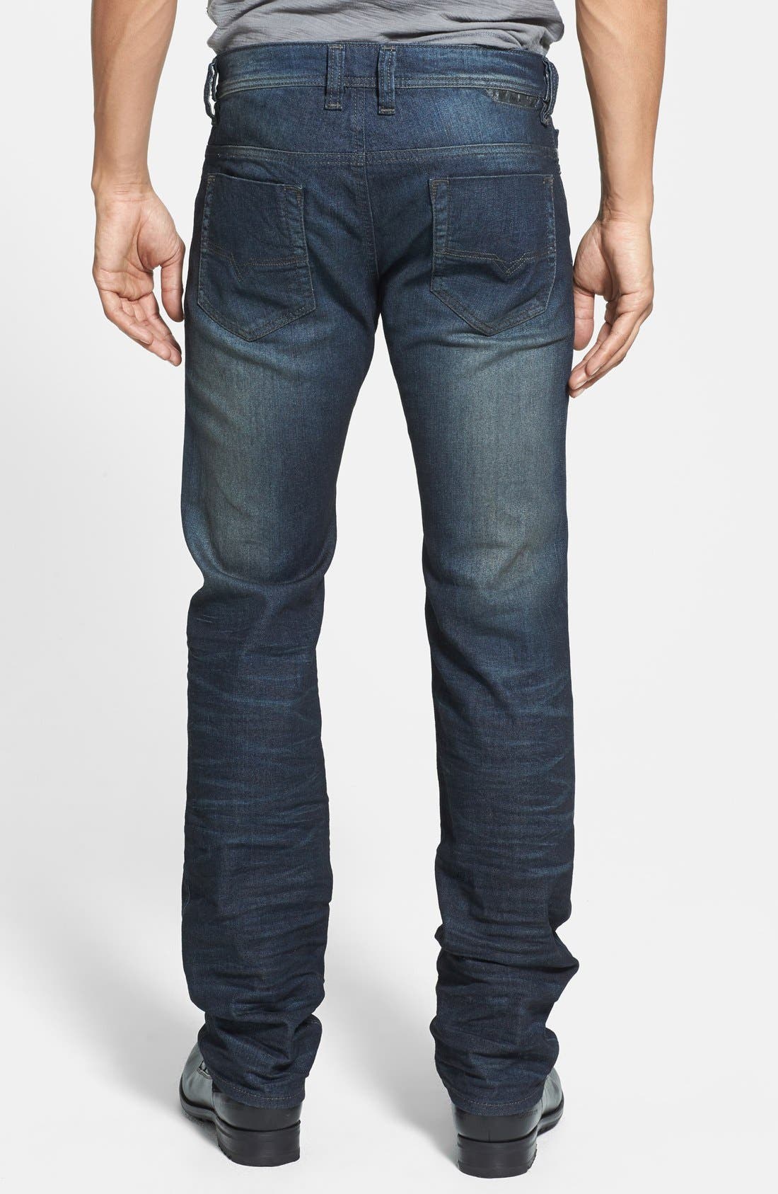 'Safado' Slim Fit Jeans,                             Alternate thumbnail 2, color,                             827K