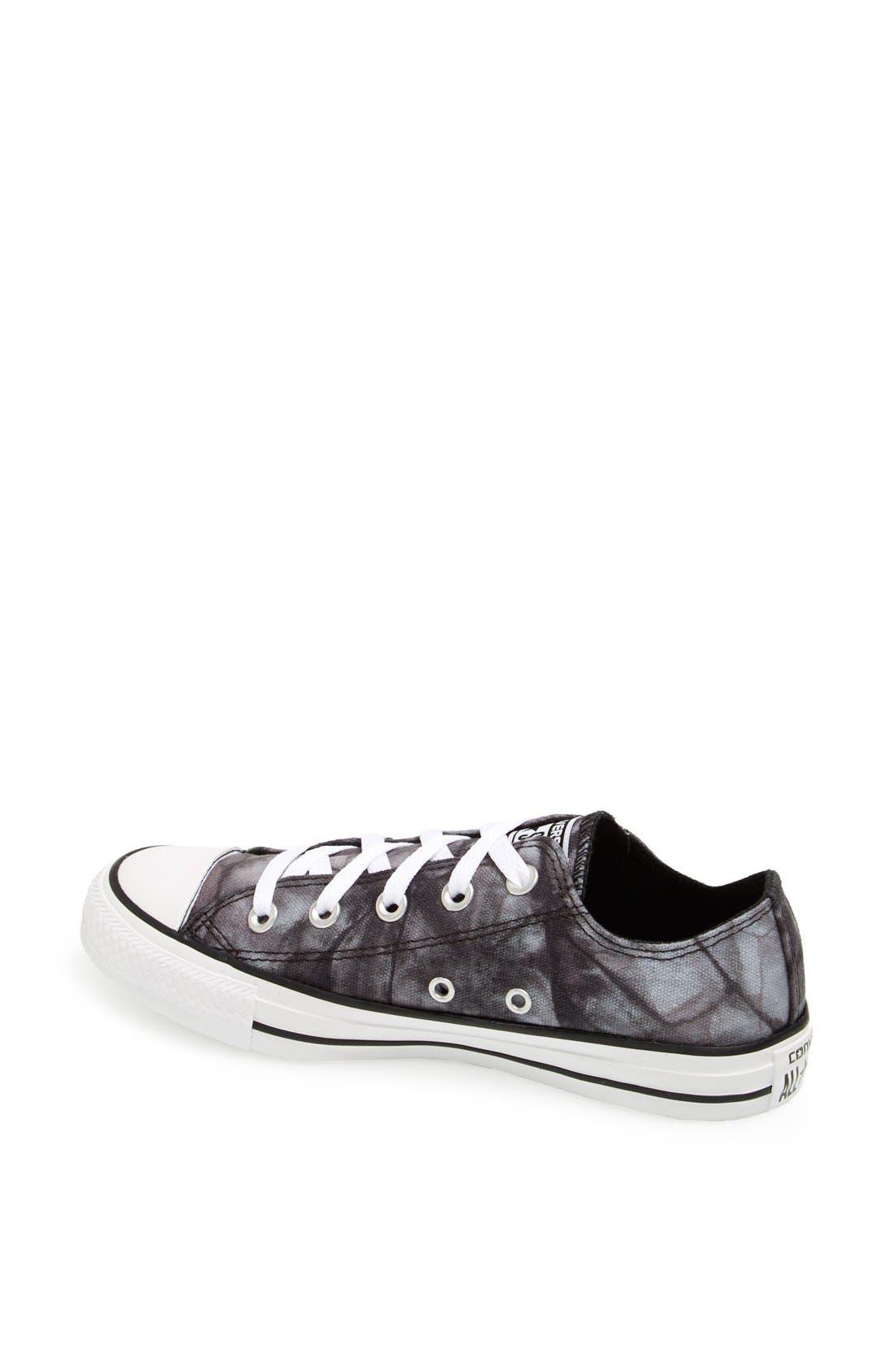 Alternate Image 2  - Converse Chuck Taylor® All Star® 'Ox' Tie Dye Low Top Sneaker (Women)