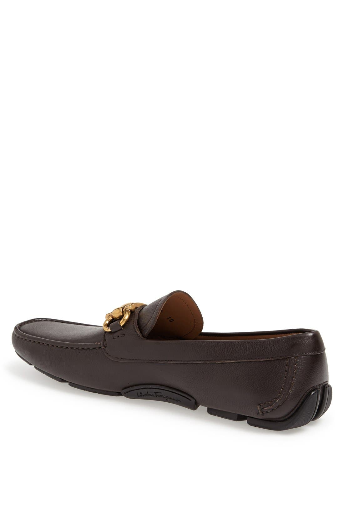 Alternate Image 2  - Salvatore Ferragamo 'Parigi' Driving Shoe