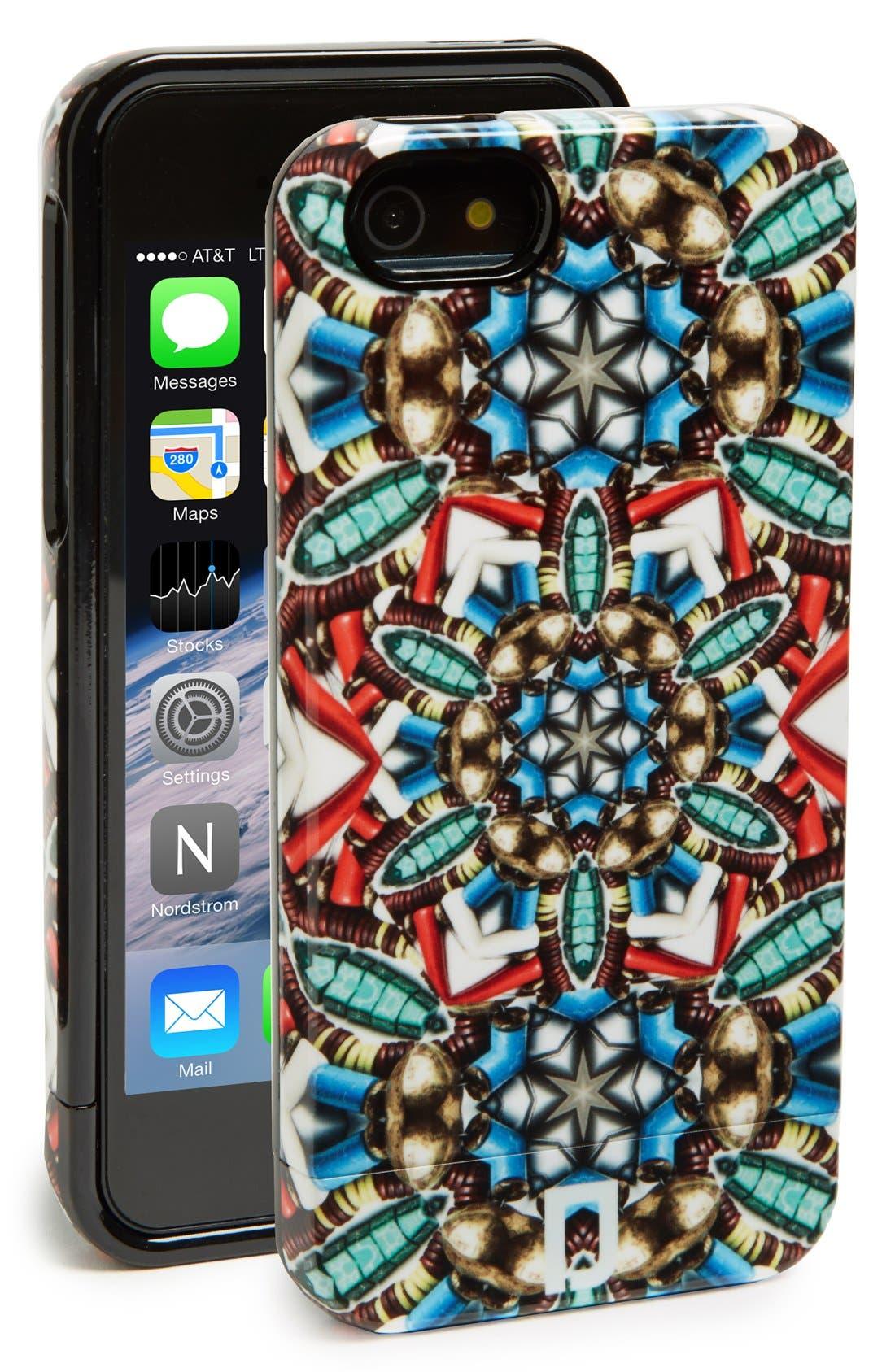 Alternate Image 1 Selected - DANNIJO 'Saffron' iPhone 5 & 5s Case