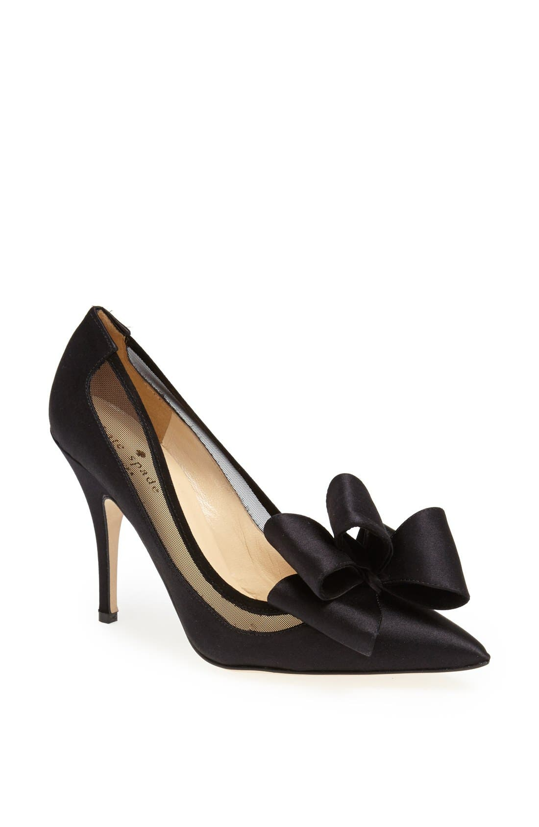 Alternate Image 1 Selected - kate spade new york 'lovely' pointy toe pump