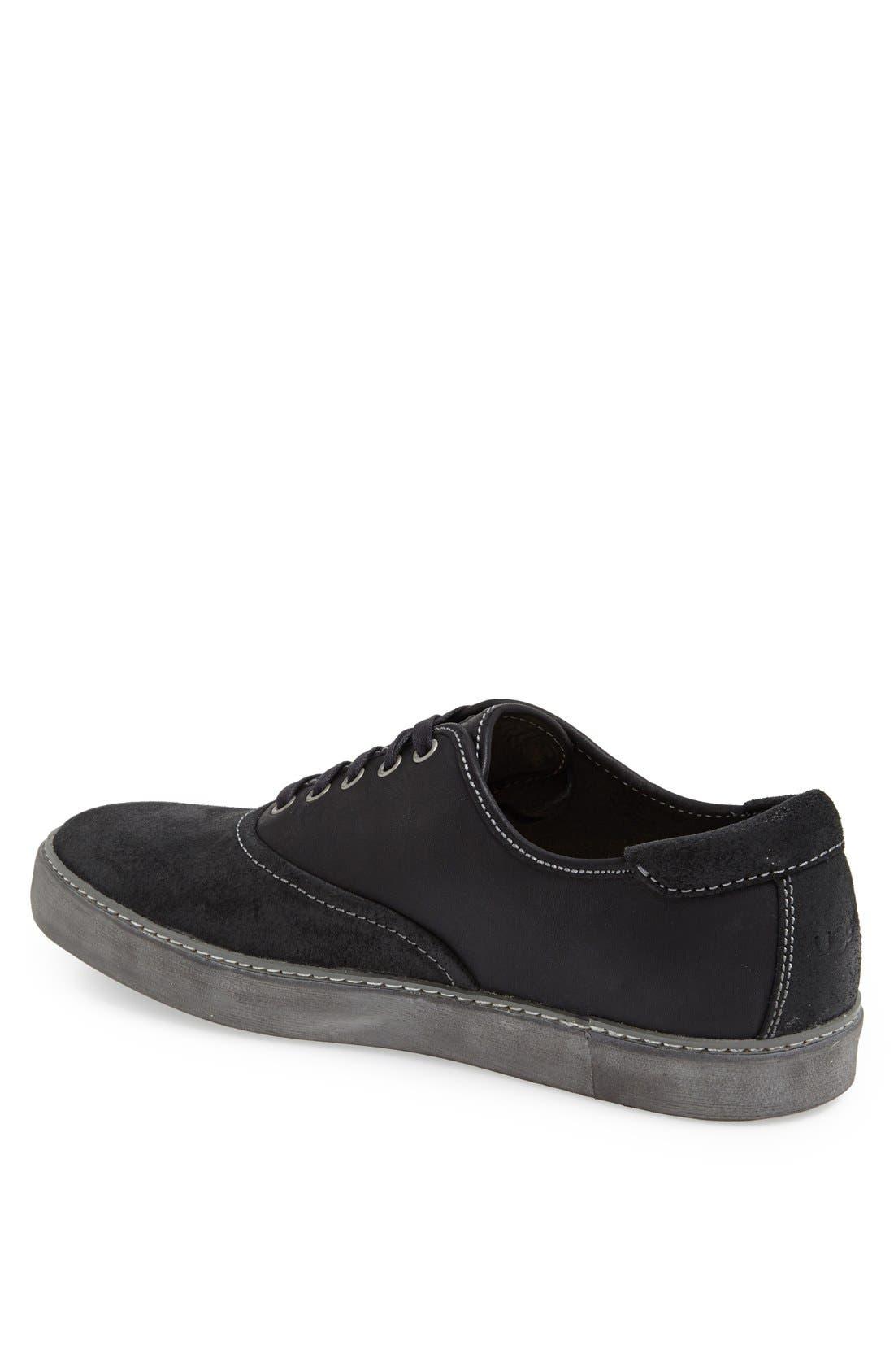 Alternate Image 2  - UGG® Australia 'Garrick' Oxford Sneaker