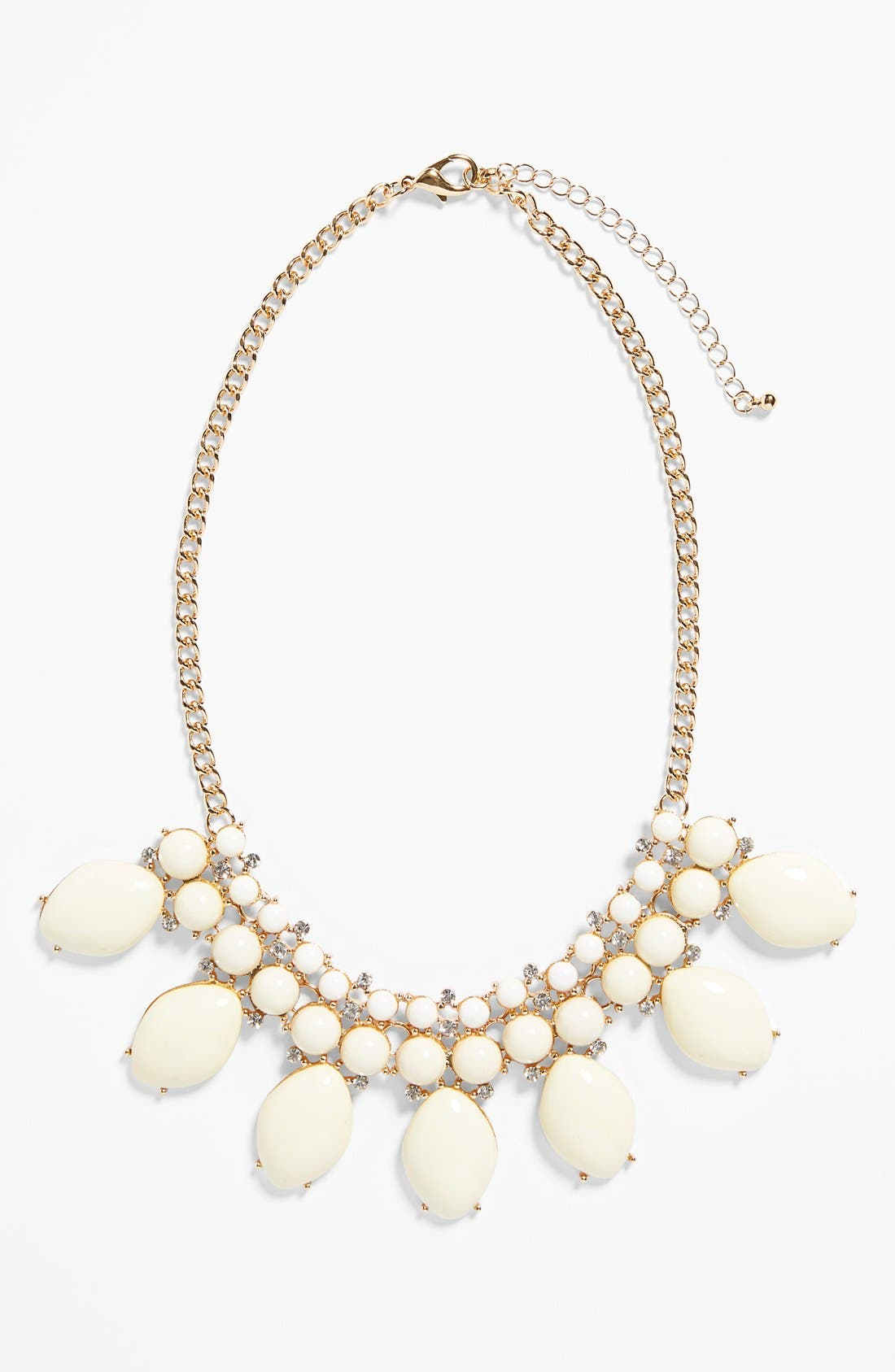 Alternate Image 1 Selected - Stephan & Co. Statement Necklace (Juniors)