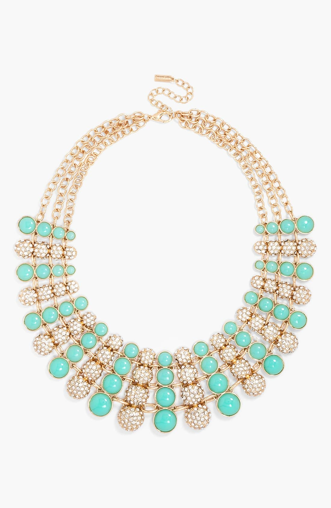 Alternate Image 1 Selected - BaubleBar 'Gold Nonpareil' Necklace