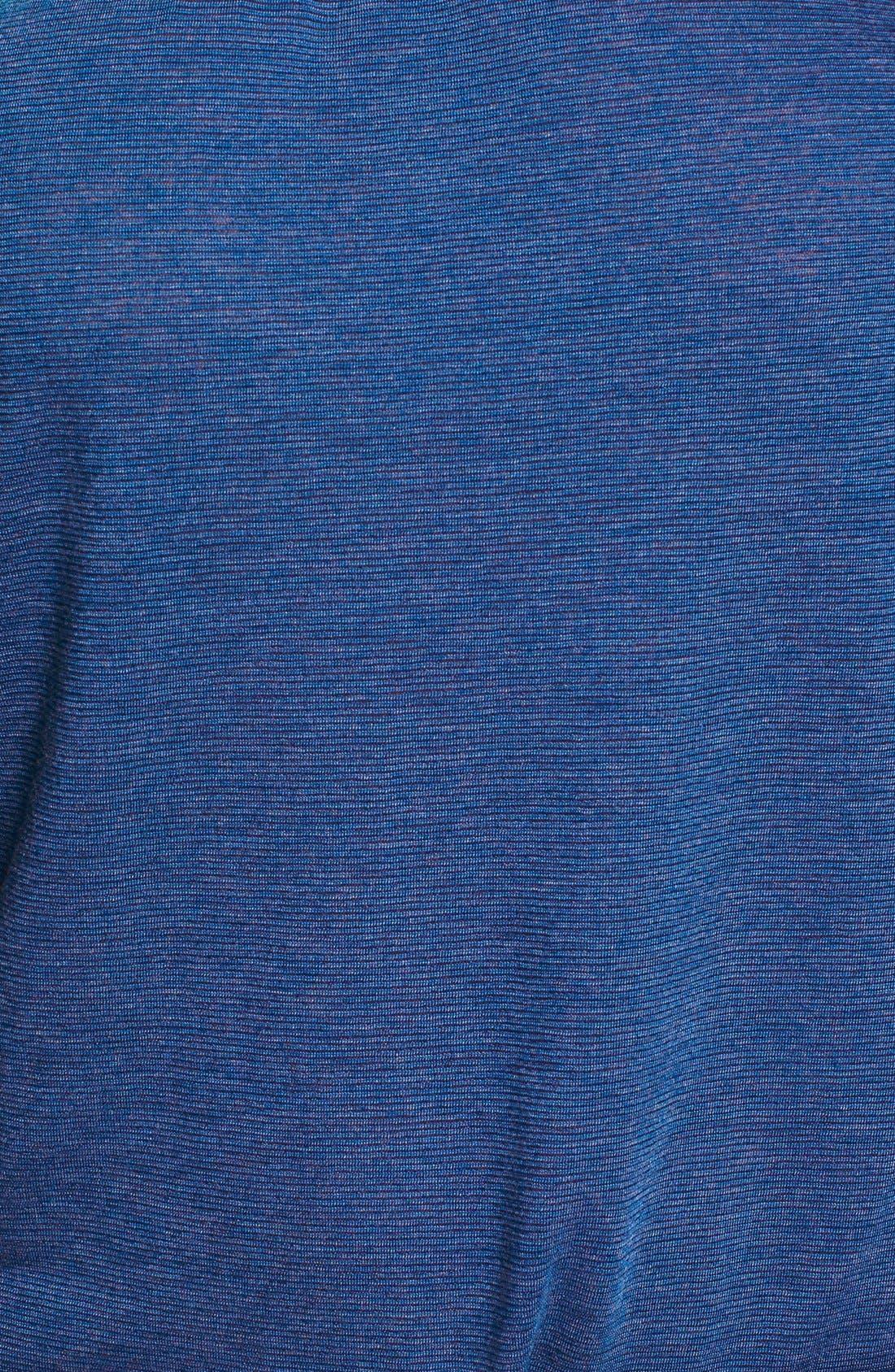 Alternate Image 3  - BCA Heathered Strapless Cover-Up Romper