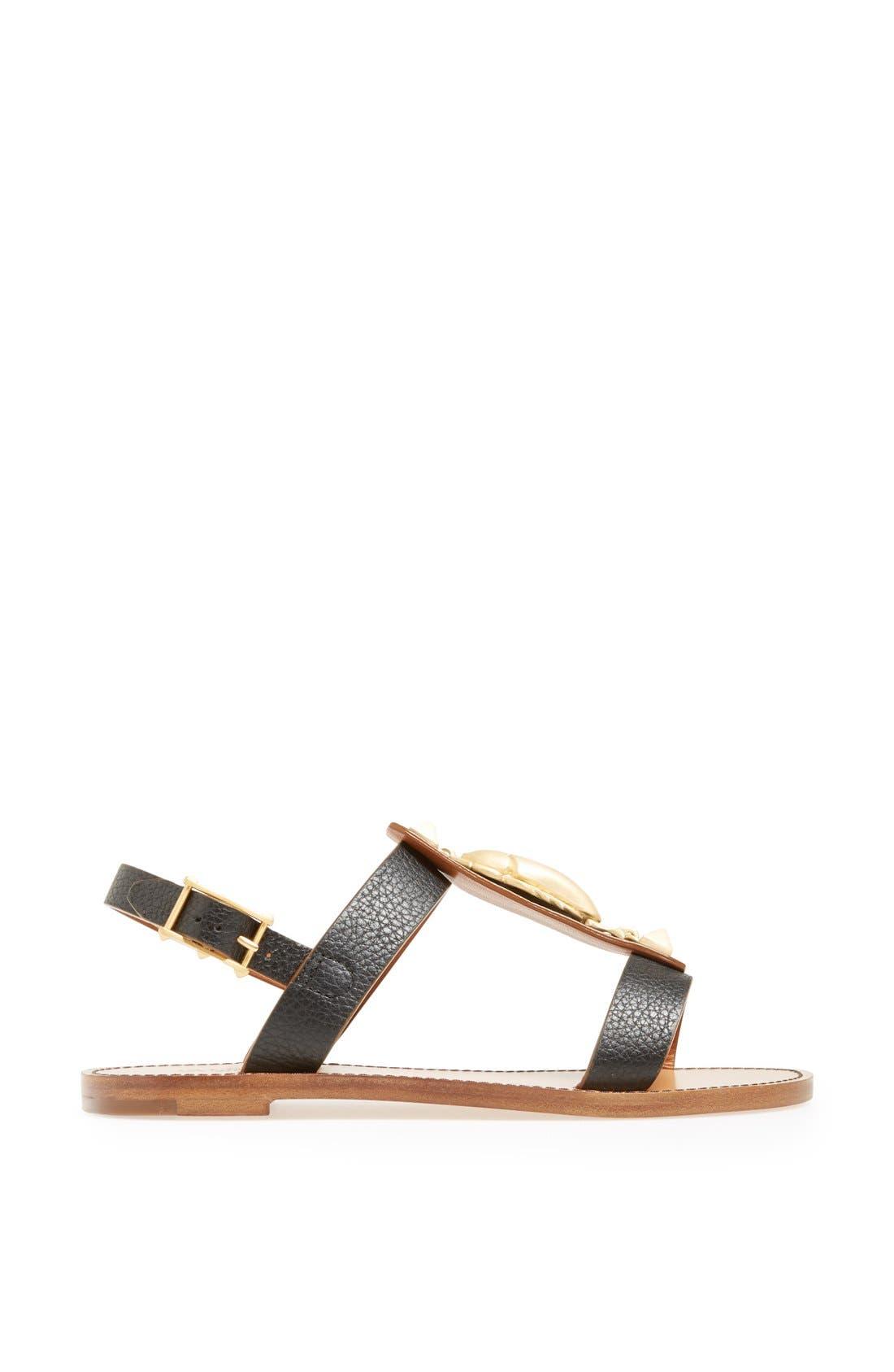 Alternate Image 5  - VALENTINO GARAVANI 'Scarab' Sandal