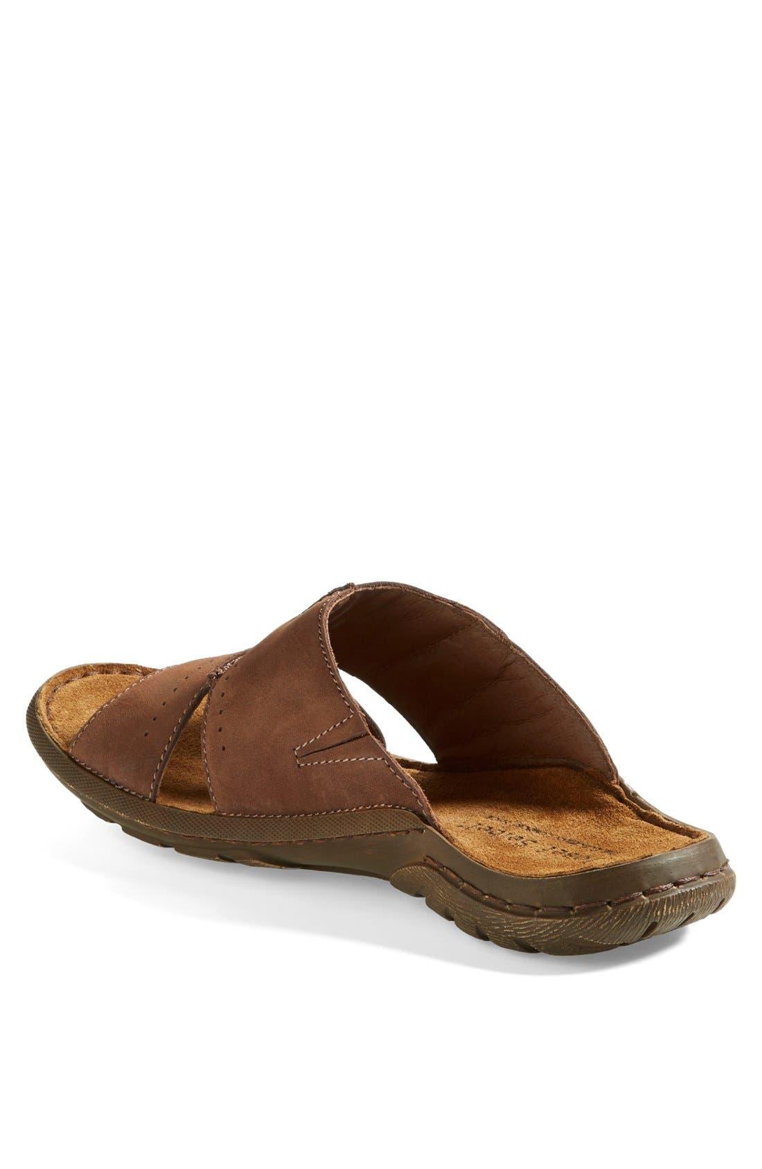Alternate Image 2  - Josef Seibel 'Logan 21' Slide Sandal (Men)