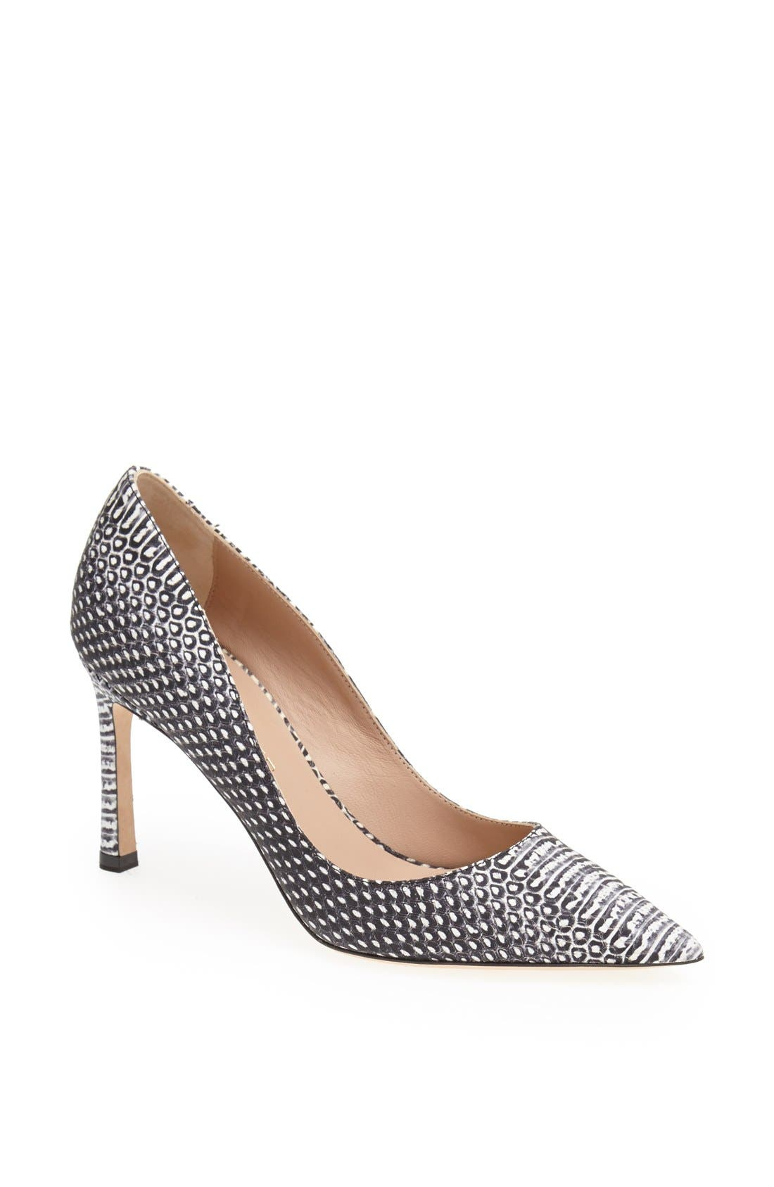 Alternate Image 1 Selected - Kurt Geiger London 'Catherine' Pointy Toe Pump
