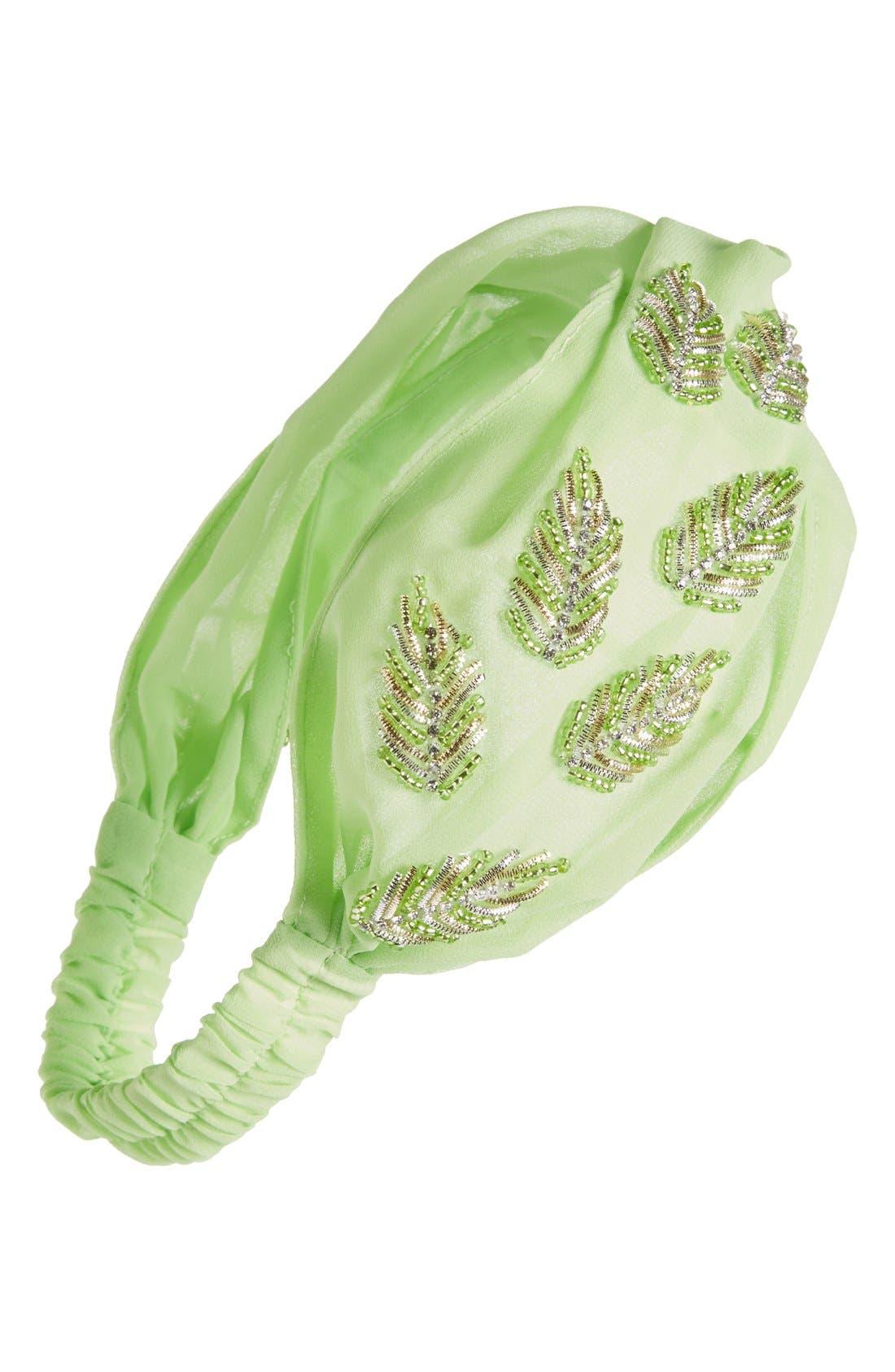 Main Image - Cara 'Pastel Petal' Head Wrap