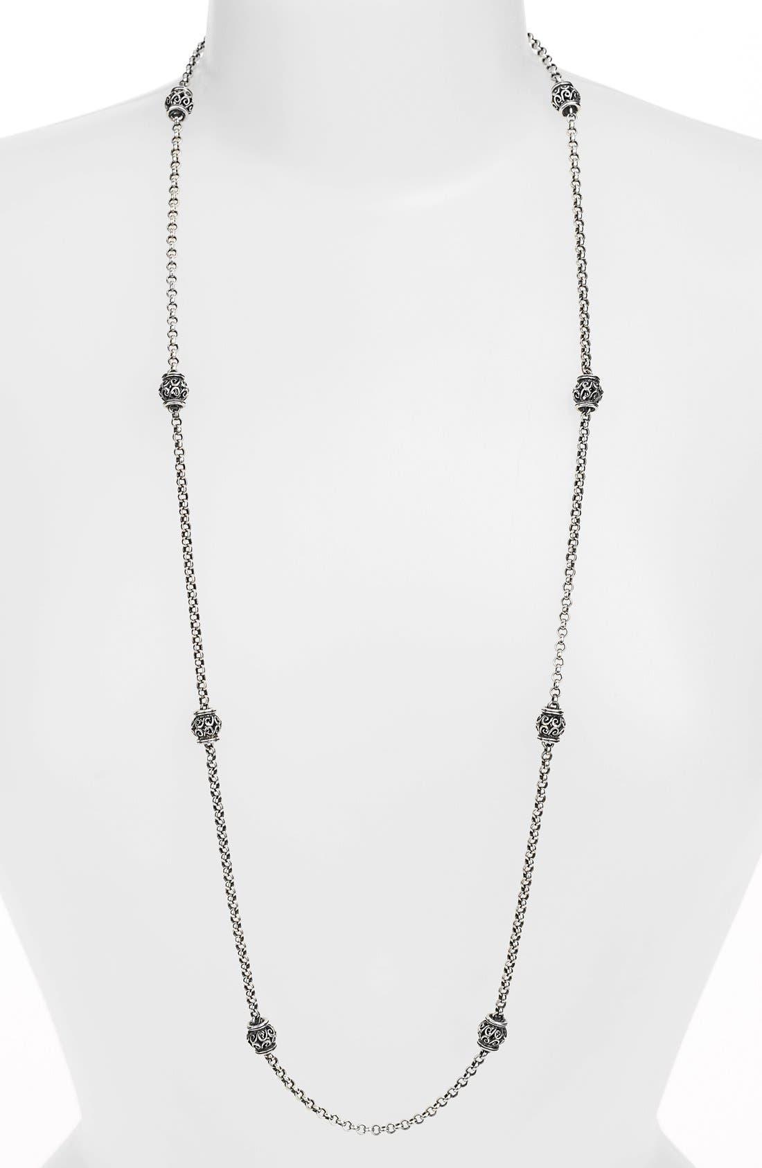 Main Image - Konstantino 'Classics' Long Station Necklace