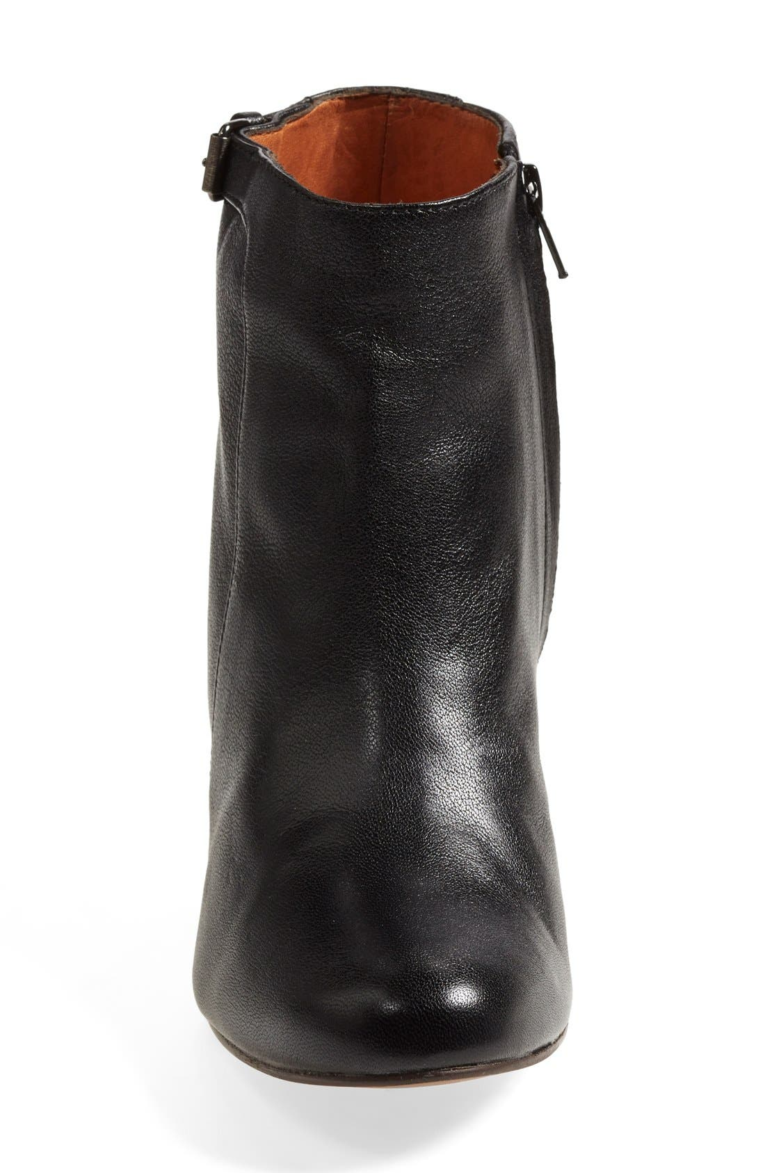 Alternate Image 3  - Lanvin Wedge Ankle Bootie (Women)