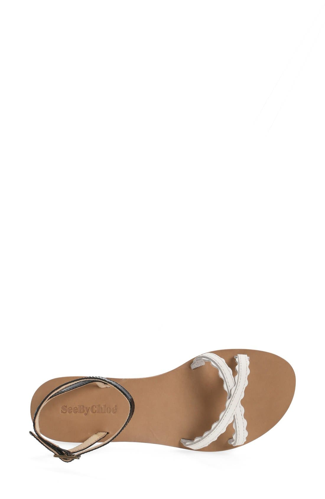Alternate Image 3  - See by Chloé Flat Sandal