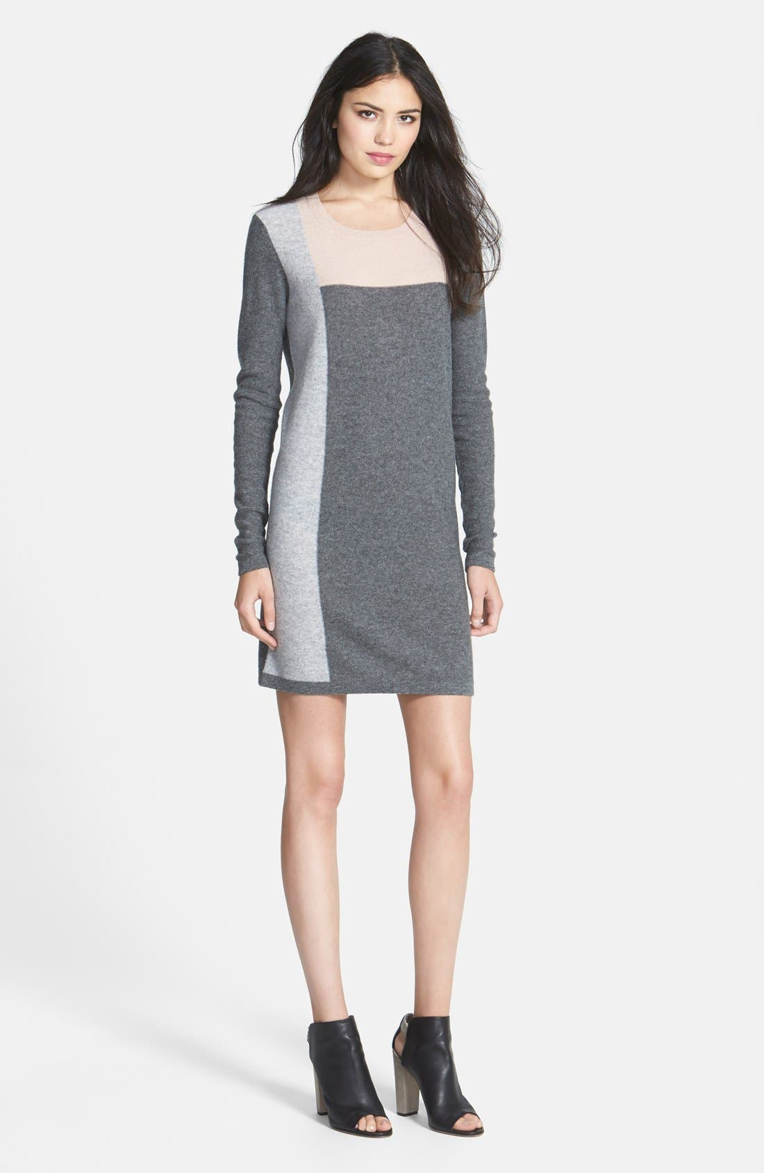 Alternate Image 1 Selected - Vince Sweater Dress