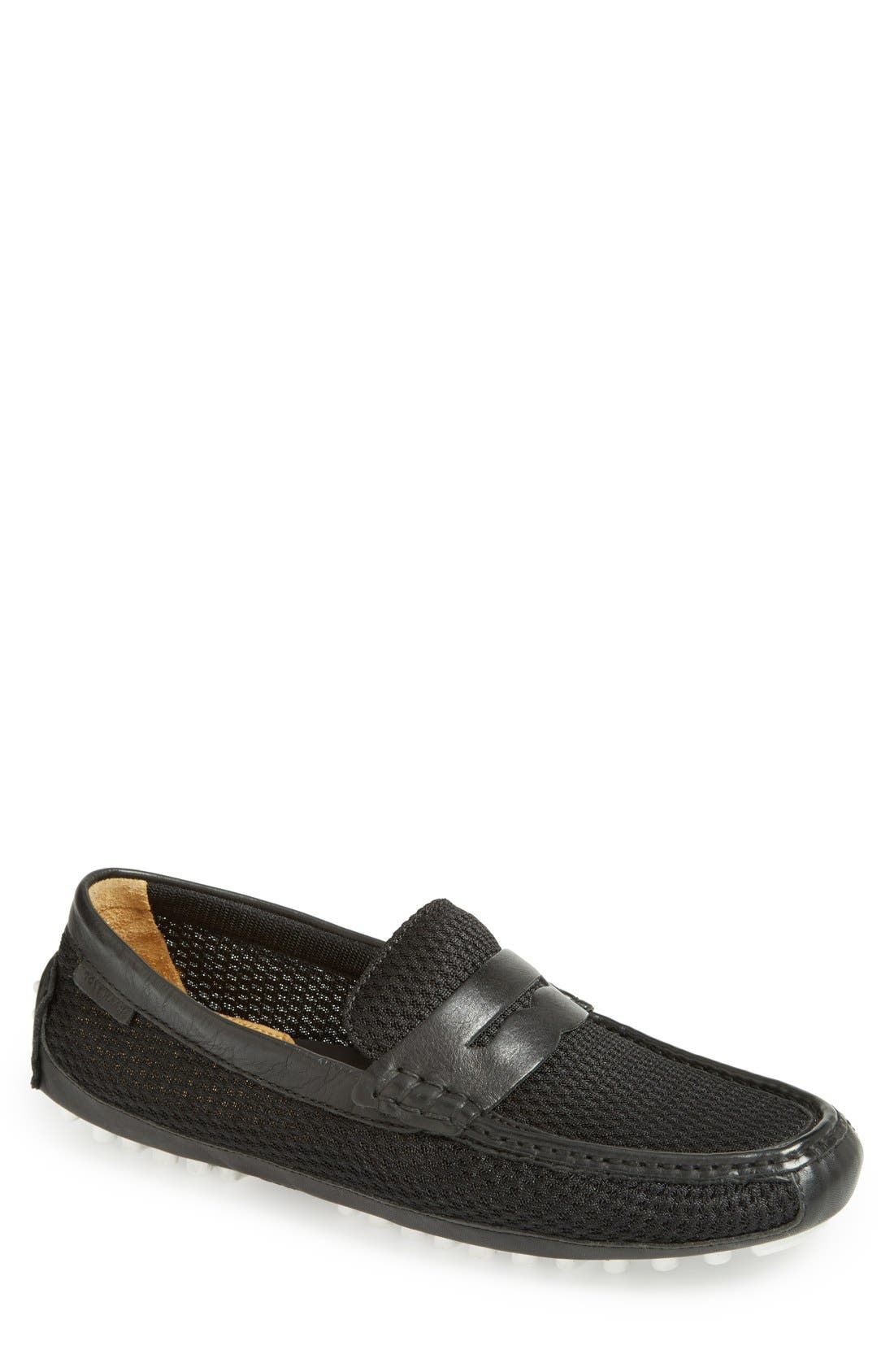 Alternate Image 1 Selected - Cole Haan 'Grant Canoe' Penny Loafer   (Men)